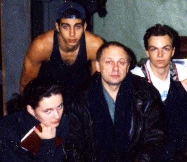 30 редких снимков российских звёзд из 90-х, которые пропитаны духом того времени